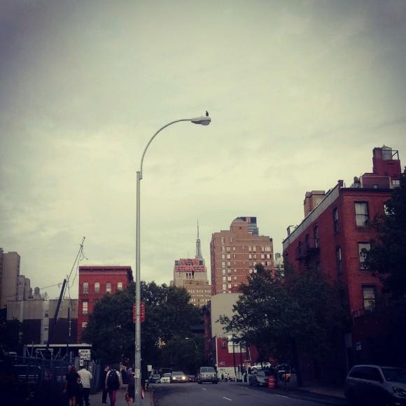 Lighting Nyc: Instagram #3 – New York City